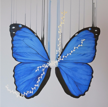 Morpho Gold  - click to visit artists gallery ->