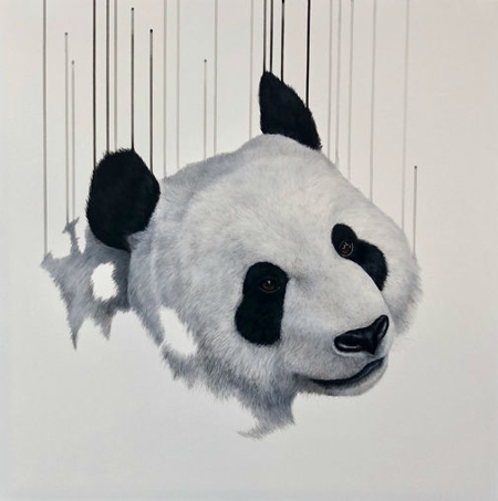 Pandering I  - click to visit artists gallery ->