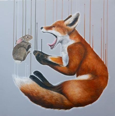 Vulpes dream  - click to visit artists gallery ->