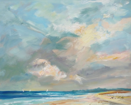 Kent Skies  - click to visit artists gallery ->