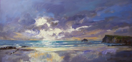 Silver Light  - click to visit artists gallery ->