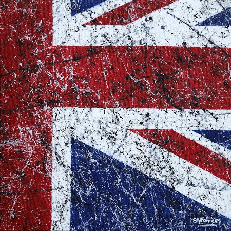 Union Jack  - click to visit artists gallery ->