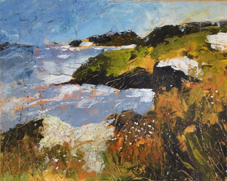 Small Cove  - click to visit artists gallery ->