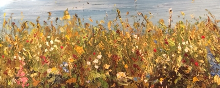 Summer Meadow  - click to visit artists gallery ->