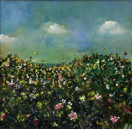 The Hedgerow  - click to visit artists gallery ->