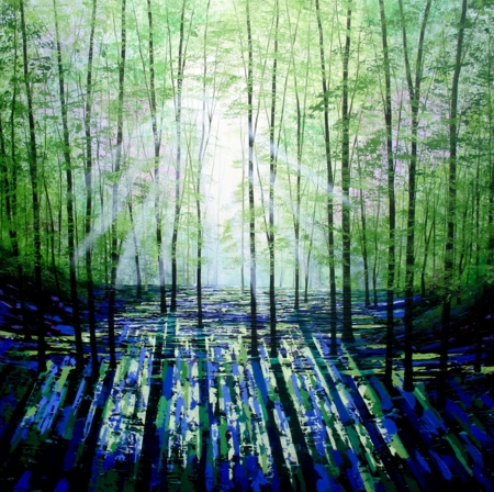 Echoes of Spring  - click to visit artists gallery ->