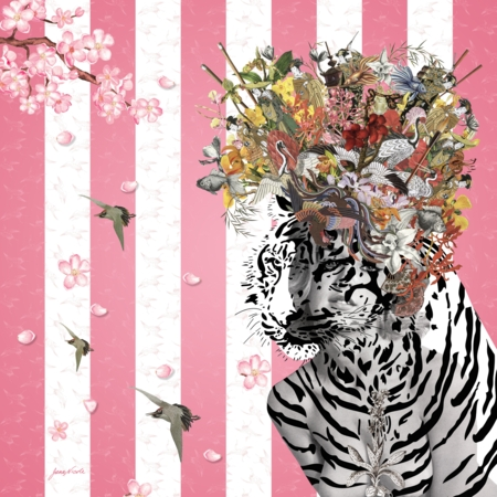 Animal Attraction Suki  - click to visit artists gallery ->