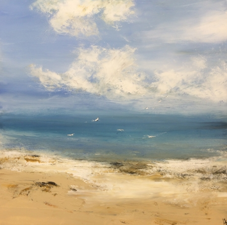 Booby Bay  - click to visit artists gallery ->