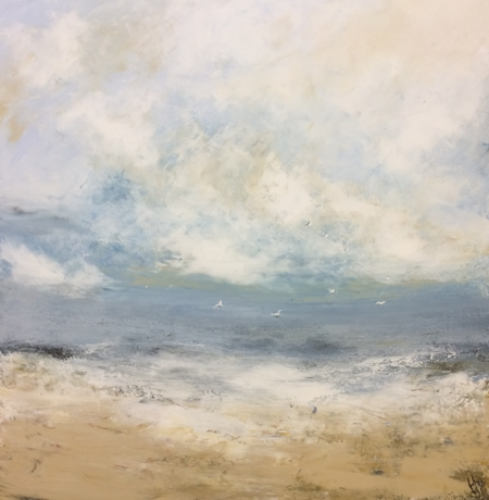 Cornish Blue  - click to visit artists gallery ->