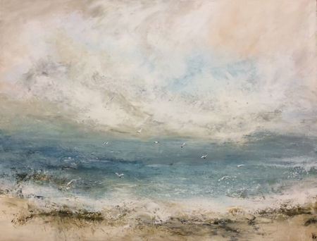 Distant Shores  - click to visit artists gallery ->
