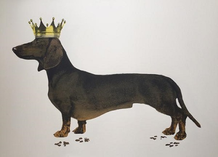 Royal Sausage  - click to visit artists gallery ->