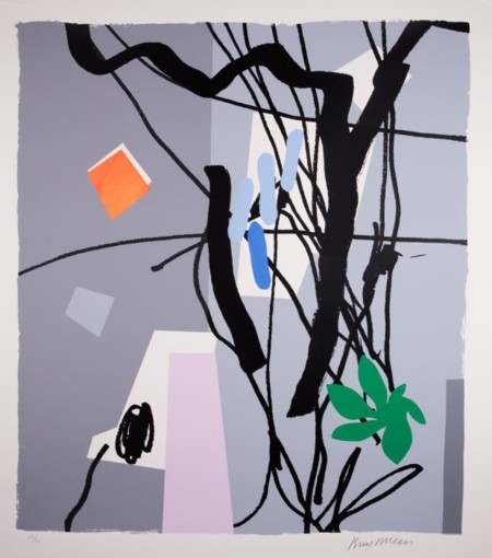 Bruce McLean  |  Shades of Grey Light Blue