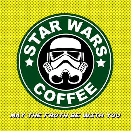 Weedon Williams  |  May the Froth Be with You