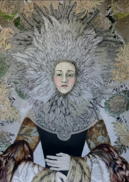 Sabina Pieper  |  The Weight of a Thousand Feathers