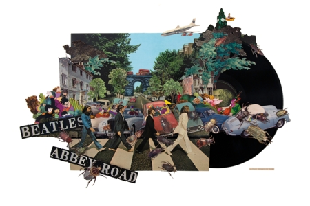 Alison Stockmarr  |  Abbey Road II - The Beatles